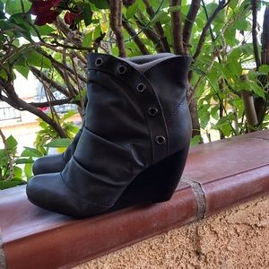 NEW Decree Ankle Booties Size 7